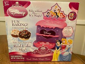 Disney Princess Cool Bake Magic Oven New In Box