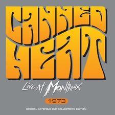 Canned Heat, Live at Montreux 1973 Vinilo Grabación/Lp * Nuevo *