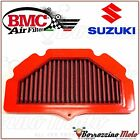 FILTRE À AIR SPORTIF LAVABLE BMC FM449/04 SUZUKI GSR 750 GSR750 2011-2015