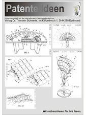 Kartenspielhalter, Kartenspieltisch 70 Patente