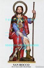 Palmi RC - Santino formato cartolina SAN ROCCO - PERFETTO