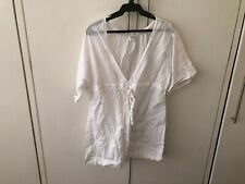 Old Navy White Blouse L