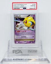 Pokemon LEGENDS AWAKENED UXIE LV X 146/146 HOLO FOIL PSA 10 GEM MINT #28664792