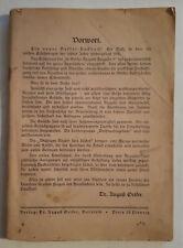 Backbuch Dr. Oetker Zeitgemäßes Backen ? um 1929/30