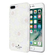 Kate Spade Flexible Hardshell Case for iPhone 8 Plus & iPhone 7 Plus Hollyhock