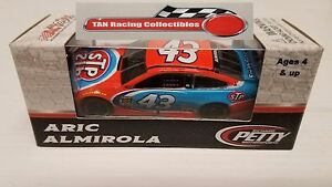 Aric Almirola 2017 Lionel Collectibles #43 STP Ford 1/64 FREE SHIP!
