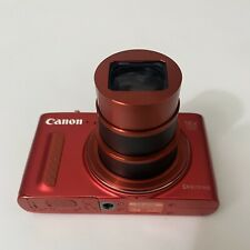 Canon PowerShot SX610 HS 20.2MP Digital Camera - Red with Charger &16GB Storage