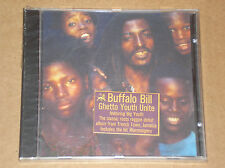 BUFFALO BILL - GHETTO YOUTH UNITE - CD SIGILLATO (SEALED)