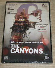 """New Film DVD """"THE CANYONS"""" (Lindsay Lohan, James Deen) [NEUF SOUS CELLO!!!]"""