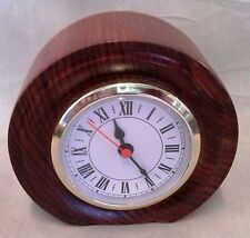 Tasmanian Blackwood Desk Clock-DG653