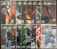 IDW GI Joe Season/Volume LOT #0 1 2 3 4 5 6 7 8 9 10 11 12 13 14 15 16 17 issues