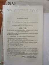 Government Report 1859 Almanzon Huston vs. The United States #2432
