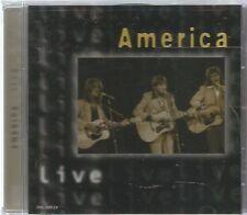 AMERICA  -  LIVE.   /   IMPORT.  ( SUPERTRAMP , 10CC , EAGLES , SEALS & CROFTS )