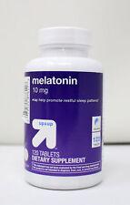 Up & Up Melatonin 10 mg 120 Tablets