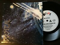 "BB STEAL....LOVE ME & LEAVE ME - -  Rare Australian 7"" - Oz Hard Rock / Metal"