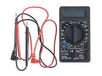 NEU Portable Digital Multimeter Voltmeter Strom Messgerät Voltmeter Profi SCHICK