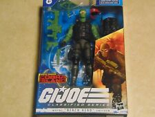 "G.I. Joe Classified Series Wayne ""Beach Head"" Sneeden #10 Figure BRAND NEW!"