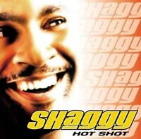 Hot Shot by Shaggy New Music CD
