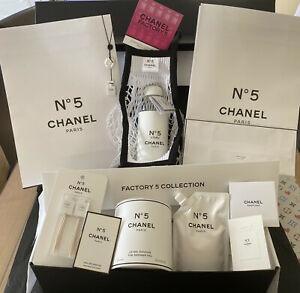 Chanel No 5 Factory Limited Edition Collection
