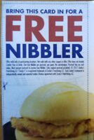 15 Free Zaxby's Nibbler Cards with No Expiration