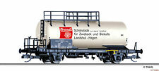 "TT Schwerölkesselwagen ""Brandt"" DB Ep.IV Tillig 17403"