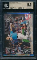 2017 Topps Now Aaron Judge BGS 9.5 Gem Mint RC Card #345 Rookie New York Yankees