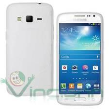 Custodia WAVE BIANCA per Samsung Galaxy Express 2 SM-G3815 cover aderente tpu