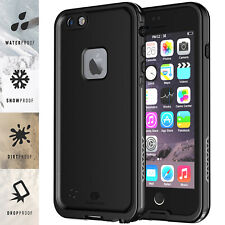 For Apple iPhone 6 / 6s Plus Case Waterproof Shockproof Cover w/Screen Protector