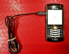Blackberry Pearl 8100 T-Mobile Cell Phone USB for Parts or Repair