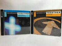 Worship Together Be Glorified & I Could Sing of Your Love Forever Lot of 2