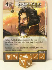 Dice Masters - 1x #102 Captain Laskilar Flamboyant Pirate Captain Foil - D&D Tom