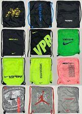 Nike Soccer Football Drawstring Dust Cleat Bag Mercurial Tiempo Hypervenom Vapor