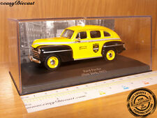FORD FORDOR TAXI CAB 1:43 NEW YORK 1947 MINT!!!