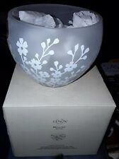 Lenox Bellina Votive Spring Candle Holder Floral New in Box Includes 3 Votives