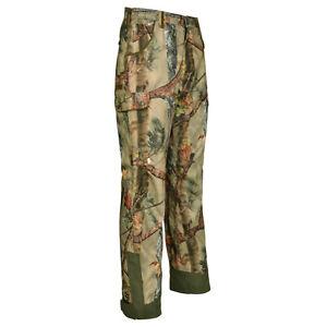 Brocard Skintane Optimum Trousers - Forest Ghost Camo Waterproof Hunting New