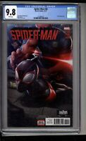 Spider-Man 20 CGC Graded 9.8 NM/MT Miles Morales Arrested Marvel Comics 2017