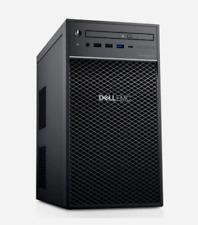 Dell PowerEdge T40 Tower Server Quad Core Xeon E3-2224G 3.5GHz 8G 1TB No OS