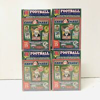 2020 World's Greatest Card Chase NFL Football Classic Packs Brady Burrow 4 Boxes