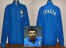 OFFICIAL ITALY tracksuit training jacket 2003/04 Puma football shirt Buffon