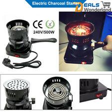 Electric Coal Hookah Starter Shisha Nargila Heater Stove BBQ Charcoal Burner