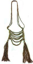 Gold Bronze Fashion Necklaces & Pendants