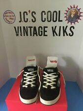 Vintage '90's Vans Skateboarding Shoes * Brand-New! * Very Rare! Sweet Kicks!