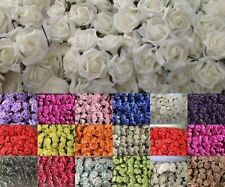 Foam Dried & Artificial Flower Bunches