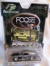 2007 Foose Design, UNDER CONSTRUCTION '70 Ford Mustang