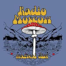 RADIO MOSCOW- Magical Dirt -STONE  BLUE T SHIRT -