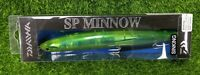 "Daiwa Salt Pro SP Minnow 15S (TRANSLUCENT LIME) 6"" Sinking Bait Lure - DSPM15S37"