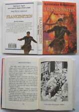 Mary Shelley FRANKENSTEIN illustrated edition ESTONIA 1999