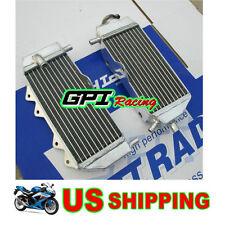 Aluminum alloy radiator Yamaha YZ125/YZ 125 2005-2014 2006 2007 2008 2009 2010
