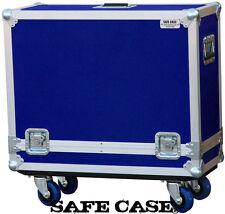 Ata Road Case Dr Z Carmen Ghia 2x10 in Blue Safe Case