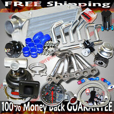 T4 Turbo Kits for 93-98 Toyota Supra Base Hatchback 2D 3.0L 2997CC DOHC 2JZ-GTE